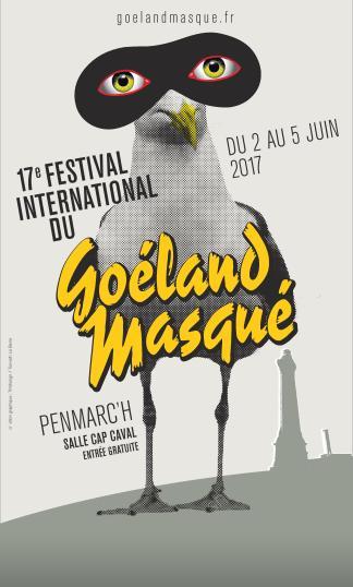Affiche Goéland Masqué